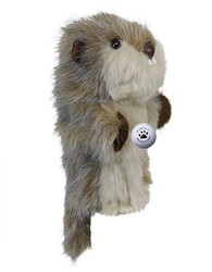 Daphne's Headcovers- Gopher Driver & Fairway Animal Headcover