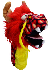 Daphne's Headcovers- Dragon Driver & Fairway Animal Headcover