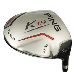 Pre-Owned Ping Golf K15 Driver (Left Handed)