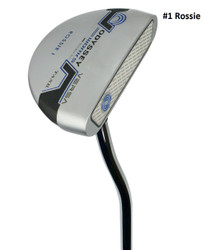 Pre-Owned Odyssey Golf Works Tank Versa Rossie #1 Putter
