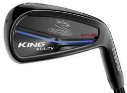 Pre-Owned Cobra Golf King Utility One Black Hybrid