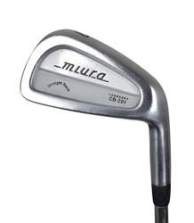 Pre-Owned Miura Golf CB-201 Irons (7 Iron Set)