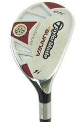 Pre-Owned TaylorMade Golf Burner Rescue Hybrid (Left Hand)