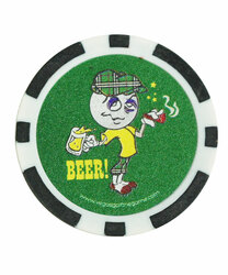 Vegas Golf Intro Edition Single Beer Chip