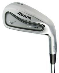 Pre-Owned Mizuno Golf Mp H4 Irons (7 Iron Set)