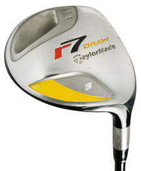 Pre-Owned TaylorMade Golf R7 Draw Fairway Wood (Left Hand)