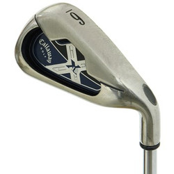 Pre-Owned Callaway Golf X-18 Irons (8 Iron Set)