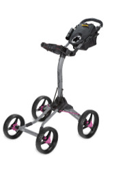 Bag Boy Golf- Ladies Quad XL Push Cart