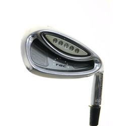 Pre-Owned TaylorMade Golf RAC CGB Irons (9 Iron Set)