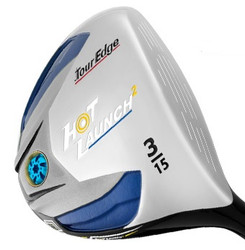 Pre-Owned Tour Edge Golf Hot Launch 2 Fairway Wood (Left Handed)