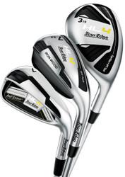 Tour Edge Golf- Hot Launch HL4 Triple Combo Irons (7 Club Set)