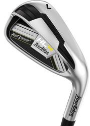 Tour Edge Golf- LH Hot Launch 4 Combo Irons Graphite (8 Club Set) Left Handed