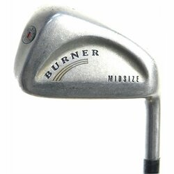 Pre-Owned TaylorMade Golf Ladies Burner Midsize Iron (8 Iron Set)