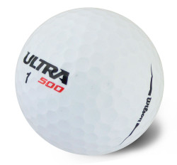 Wilson Ultra 500 Straight Golf Balls 15-Pack