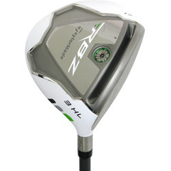 Pre-Owned TaylorMade Golf RocketBallz Chrome Fairway Wood (Left Hand)