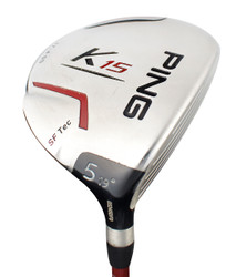 Pre-Owned Ping Golf Ladies K15 Fairway Wood (Left Handed)