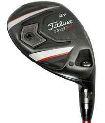 Pre-Owned Titleist Golf Ladies 913H Hybrid (Left Handed)