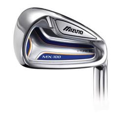 Pre-Owned Mizuno Golf MX-100 Irons (6 Iron Set)