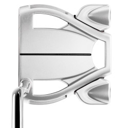 Pre-Owned TaylorMade Golf Spider Tour With Blast Double Bend Putter (Left Handed)