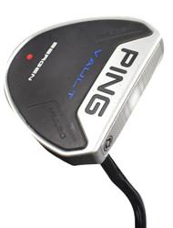 Pre-Owned Ping Golf Vault Bergen Platinum Putter