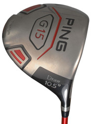 Pre-Owned Ping Golf G15 Draw Driver