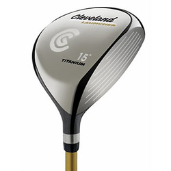 Pre-Owned Cleveland Golf Launcher Ti Fairway Wood (Left Handed)