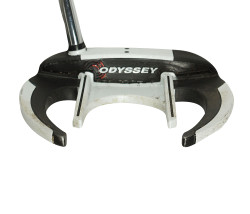 Pre-Owned Odyssey Golf Versa 90 Sabertooth Black Putter