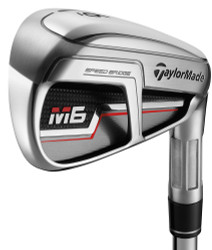 Pre-Owned TaylorMade Golf M6 Irons (7 Iron Set)