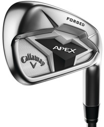 Pre-Owned Callaway Golf Apex 19' Irons (7 Iron Set)