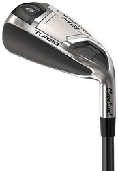 Cleveland Golf- LH Launcher HB Turbo Irons (8 Iron Set) Graphite Left Handed