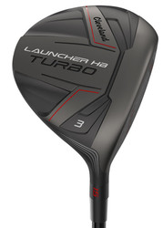 Cleveland Golf- LH Launcher HB Turbo Fairway Wood (Left Handed)