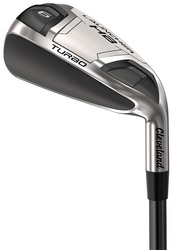 Cleveland Golf- LH Launcher HB Turbo Irons (6 Iron Set) Graphite Left Handed