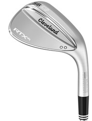 Pre-Owned Cleveland Golf RTX 4 Tour Satin Wedge