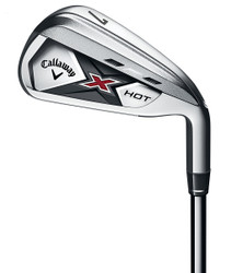 Pre-Owned Callaway Golf X-Hot Irons (8 Iron Set)