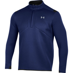 Under Armour Golf- Storm Daytona 1/4 Zip Pullover Chest Logo