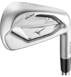 Pre-Owned Mizuno Golf JPX-900 Forged Irons (7 Iron Set) (Left Handed)