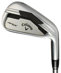 Pre-Owned Callaway Golf Apex Irons (7 Iron Set)