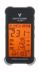 Voice Caddie - Swing Caddie Portable Launch Monitor SC200 Plus