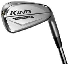 Cobra Golf- King Forged TEC Irons (7 Iron Set)