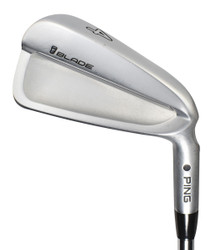 Pre-Owned Ping Golf iBlade Irons (7 Iron Set)