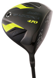 Tour Edge Golf- Ladies Bazooka 470 Black Driver