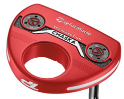 Pre-Owned TaylorMade Golf TP Red Collection Chaska Putter (Left Handed)