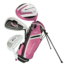 Ray Cook Golf- Manta Ray 5 Piece Girls Junior Set With Bag (Ages 3-5)