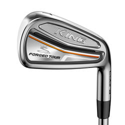 Pre-Owned Cobra Golf King Forged Tour Irons (6 Iron Set)