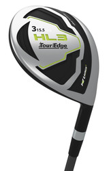 Pre-Owned Tour Edge Golf Hot Launch HL3 Draw Fairway Wood