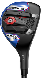 Cobra Golf- LH King SpeedZone One Length Hybrid (Left Handed)