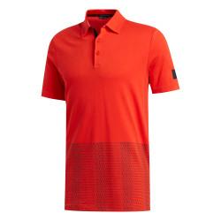 Adidas Golf- Adicross Novelty Print Polo