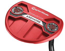 Pre-Owned TaylorMade Golf TP Red/White Collection Ardmore Putter