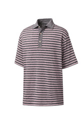 FootJoy Golf- Heather Lisle Stripe Polo