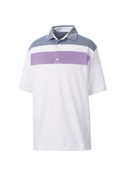 FootJoy Golf- Double Block Birdseye Polo